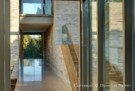 Main Corridor and Staircase of Modern Glen Abbey Home