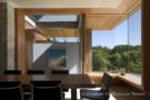 Breakfast Area With Open View Found in Glen Abbey Modern Home