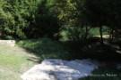 Path to White Rock Lake Behind Glen Abbey Neighborhood Home