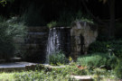 Waterfall on Glen Abbey Estate Property