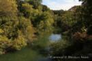 White Rock Creek as Seen From Home in Glen Abbey Gated Neighborhood