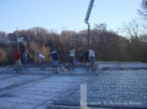 Foundation Being Finished