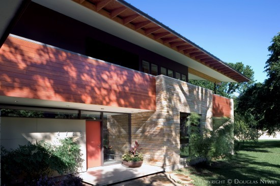 Residence Designed by Architect Cliff Welch - 4765 Chapel Hill Road