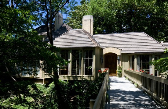 Significant Estate Home Designed by Architect Robert Johnson Perry - 10221 Hollow Way Road