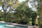 Pool Beside Gary Cunningham Designed Home in Preston Hollow