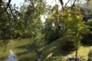 Creek Running Through Property of Preston Hollow Home
