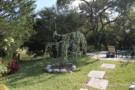 Garden Beside Home in Preston Hollow