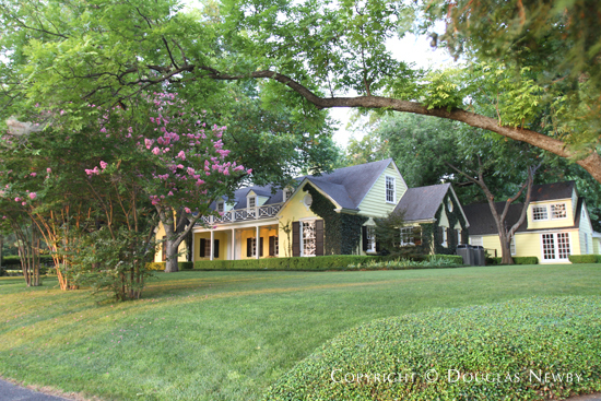 White Rock Lake Neighborhood Home