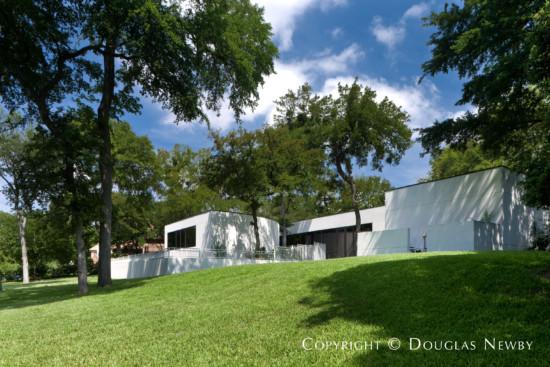 Modern Estate Home Designed by Architect James Nagle - 5970 Westgrove Drive