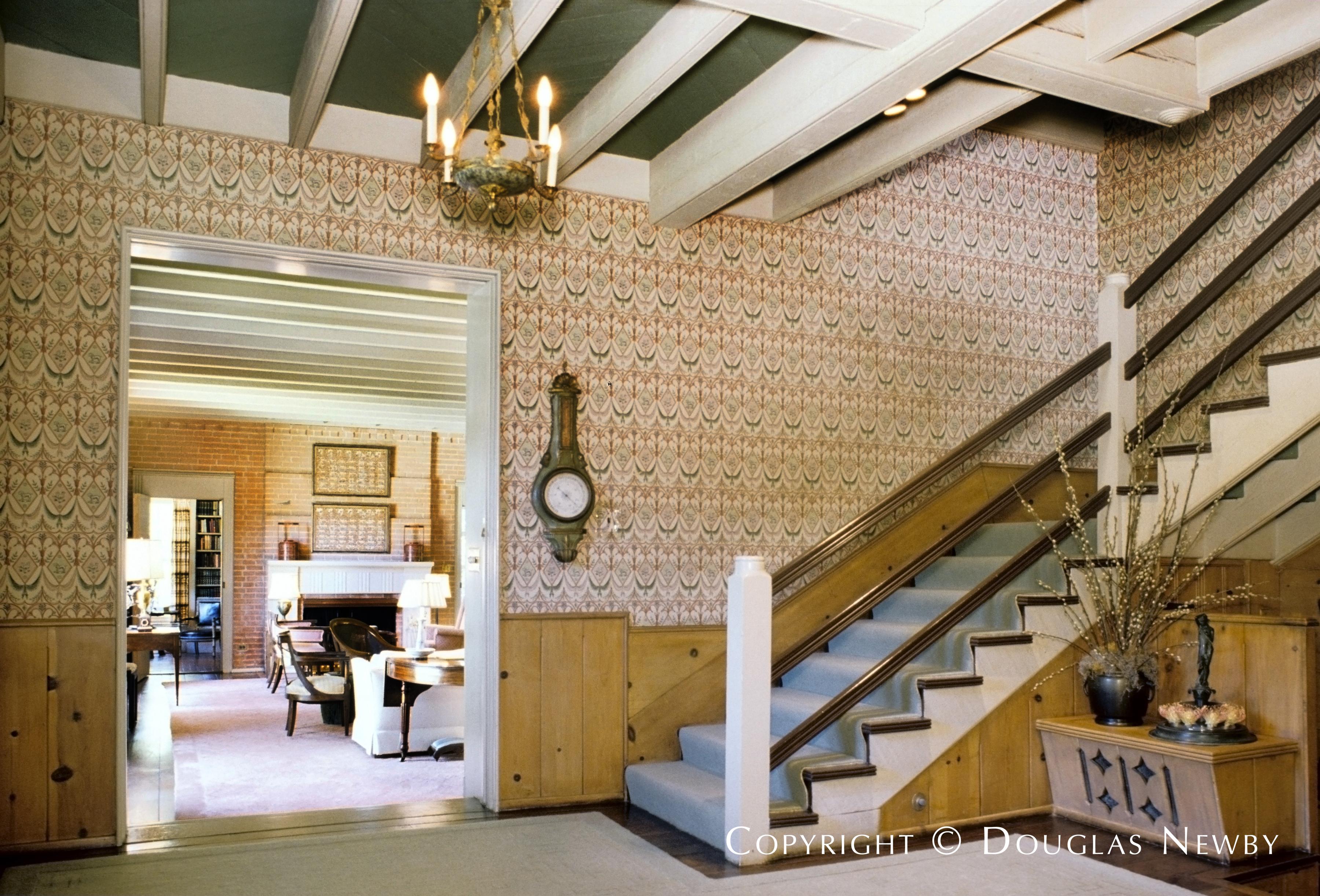 Architect David R. Williams Designed Texas Modern Home in University Park