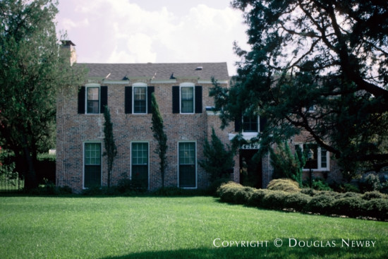 Home Designed by Architect David R. Williams - 6292 Mercedes Avenue