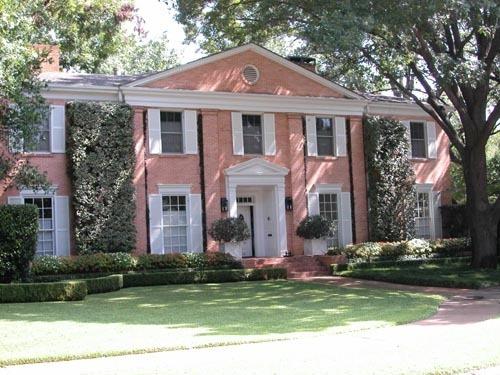 Estate Home in University Park - 3830 Windsor Lane