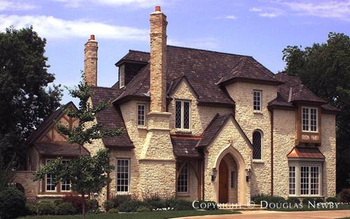 Residence Designed by Architect Richard Drummond Davis - 3200 Caruth Boulevard