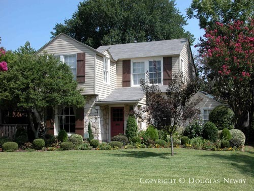 House Designed by Architect Luther E. Sadler - 4516 Potomac Avenue