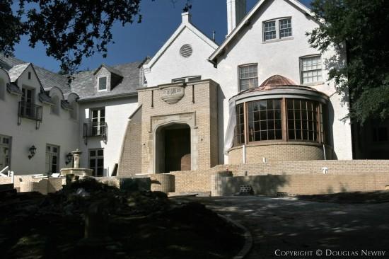 Estate Home Designed by Architect Anton Korn - 4301 Lakeside Drive