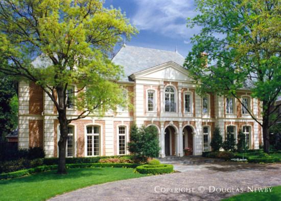 Residence Designed by Architect Richard Drummond Davis - 3616 Beverly Drive
