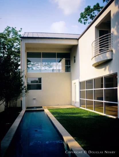 Significant Modern Home Designed by Architect Lionel Morrison - 3215 Princeton Avenue