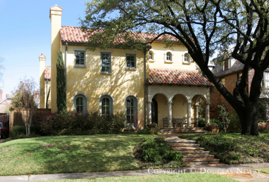 Home in Highland Park - 3416 Princeton Avenue