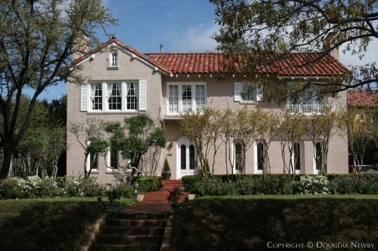 Home in Highland Park - 3420 Princeton Avenue