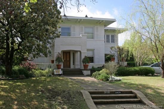 Residence in Highland Park - 3429 Princeton Avenue