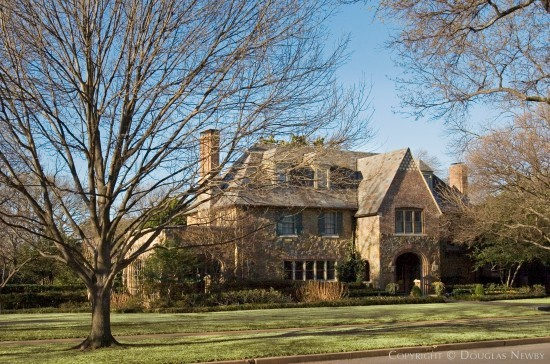 Home Designed by Architect Hal Thomson - 4237 Armstrong Parkway