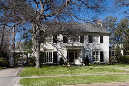 Home Designed by Architect Clyde H. Griesenbeck - 4306 Bordeaux Avenue