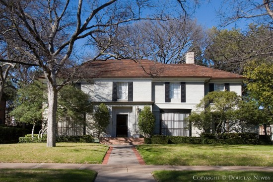 Real Estate Designed by Architect Clarence C. Bulger - 4220 Lorraine Avenue