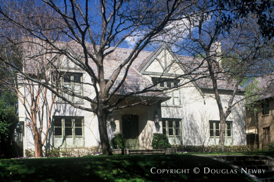 Residence Designed by Architect George N. Marble - 4318 Lorraine Avenue