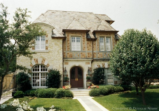 Normandy Home Designed by Architect Richard Drummond Davis - 4357 Southern Avenue