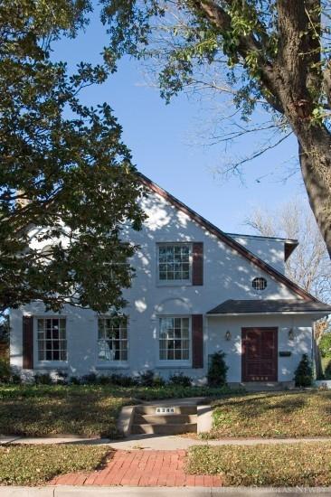 Residence Designed by Architect W. Scott Dunne - 4344 Edmondson Avenue