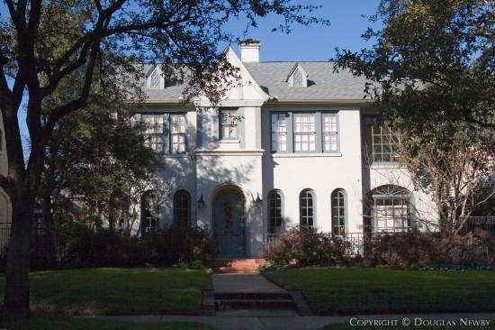 Residence Designed by Architect Sadler & Russell - 4328 Livingston Avenue