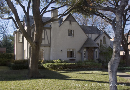 Home Designed by Architect Luther E. Sadler - 4335 Versailles Avenue