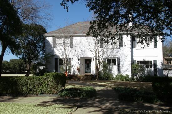 Residence Designed by Architect Horace S. Avery - 4520 Beverly Drive