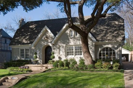 Home Designed by Architect Verne E. Shanklin - 4436 Edmondson Avenue