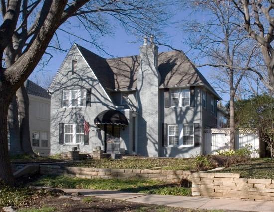 Home Designed by Architect Fonzie E. Robertson - 4428 Edmondson Avenue