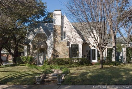 Residence Designed by Architect Fonzie E. Robertson - 4444 Edmondson Avenue