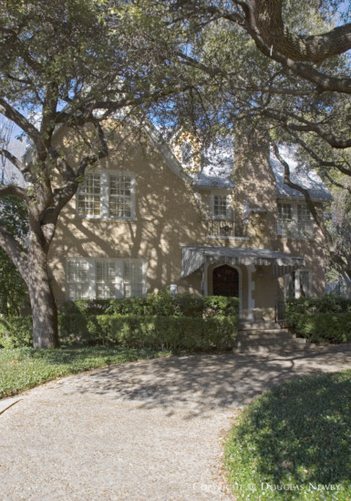 Residence Designed by Architect Arch C. Baker - 4416 Edmondson Avenue