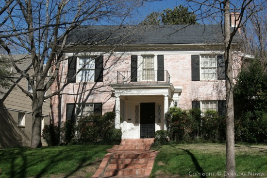 Real Estate Designed by Architect Linskie & Witchell - 4524 Lorraine Avenue