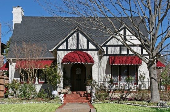 Real Estate Designed by Architect Carsey & Linskie - 4504 North Versailles Avenue