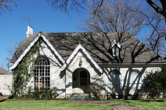 Residence Designed by Architect Horace S. Avery - 4536 Belclaire Avenue