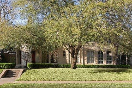 Real Estate Designed by Architect Charles A. Barnett - 4506 Fairway Avenue