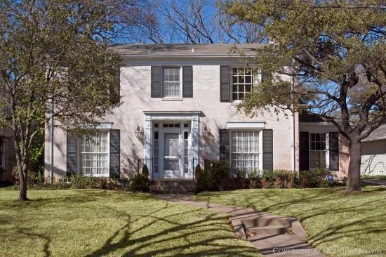 Home Designed by Architect Harwood K. Smith - 4336 Westway Avenue