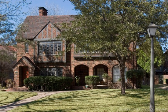 House Designed by Architect G. Mallory Collins - 4432 Westway Avenue