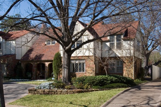 House Designed by Architect Clarence C. Bulger - 4320 Westway Avenue