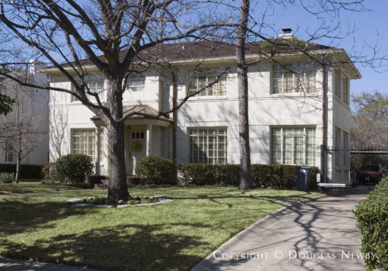 Residence Designed by Architect James N. McCammon - 4304 Westway Avenue