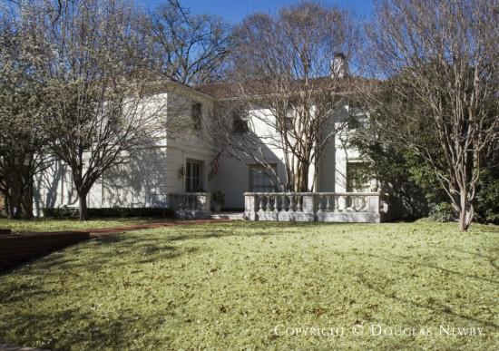 Home Designed by Architect Christensen & Christensen - 4312 Westway Avenue
