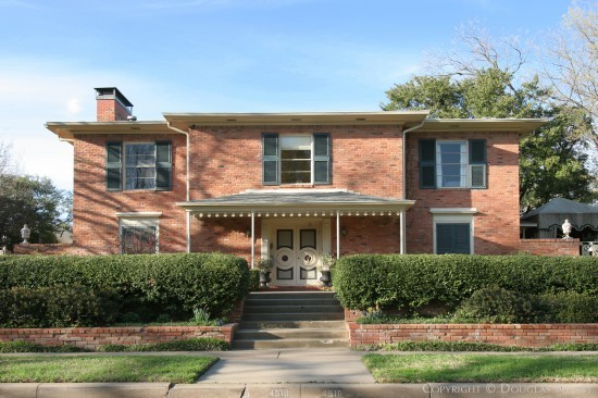 Residence in Highland Park - 4518 Westway Avenue