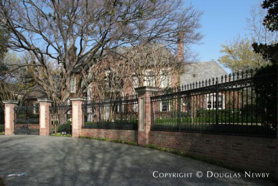 Estate Home in Preston Hollow - 9410 Alva Court