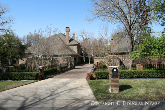 Home in Preston Hollow - 5507 Winston Court