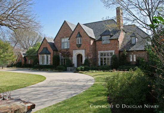 Home in Preston Hollow - 5530 Winston Court